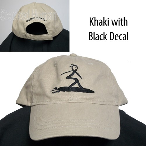 Khaki with Black Decal
