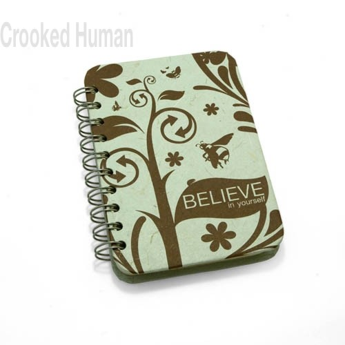 "PooPooPaper™ ""Believe"" Journal"