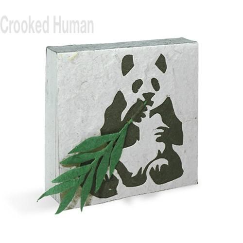 "PooPooPaper™ ""Panda"" Scratch Pad"