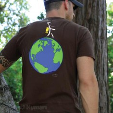 Earth Trotter Tee