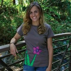 Crooked Human Flower Shirt